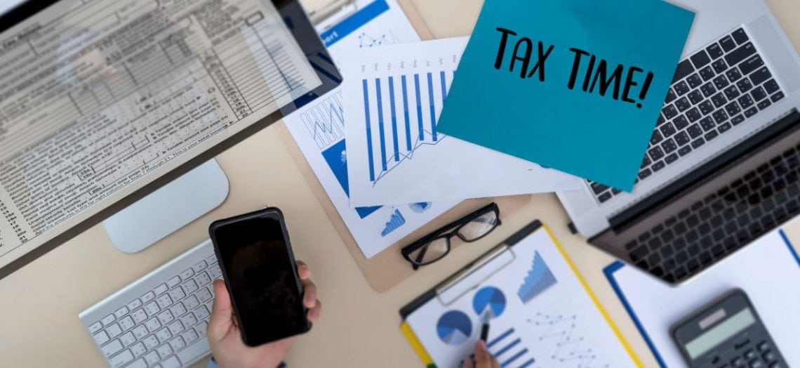 small business tax preparation