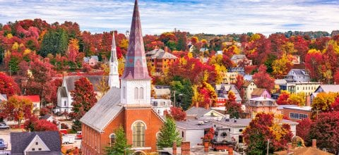 2021 FHA Loan Limits in Vermont
