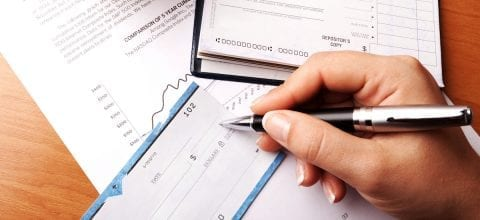 How Your Checking Account Activity Affects Your Credit Score
