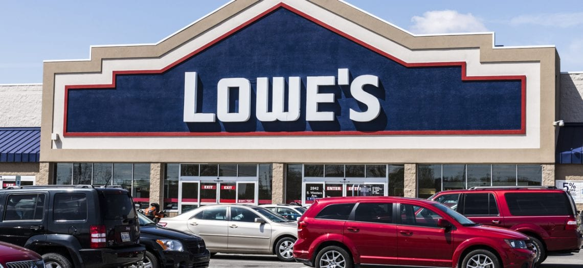 Lowes financing
